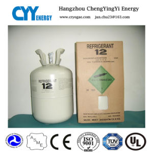 High Purity Mixed Refrigerant Gas of R12 (R134A, R422D, R410A) pictures & photos