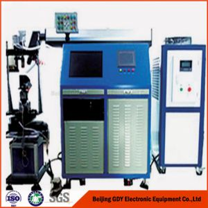 Laser Machine for Welding Pressure Gauge Case pictures & photos