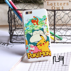 TPU Pokemon Go Custom Cartoon Protective Case for Universal Models pictures & photos
