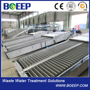 Mechanical Bar Screen in Live Stock Wastewater Treatmment pictures & photos