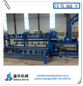 Factory Direct Sale Chain Link Fence Machine pictures & photos
