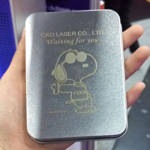 Economical Steel Laser Marker Printing Machine Price pictures & photos