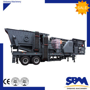 Yg1142e710 Professional Movable Jaw Crusher Plant pictures & photos