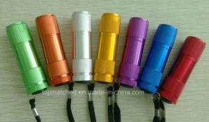 Promotional Mini LED Flashlight Keychain pictures & photos