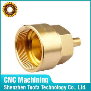 Factory Made High Quality Customized CNC Processing Brass Copper Fitting