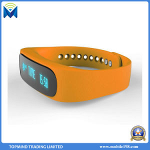 Factory Hotsales Anti-Lost Smart Bracelet Watch E02 Support Ios and Android pictures & photos