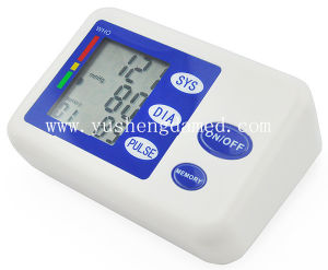 Homecare Medical Equipment Diagnosis Arm Type Blood Pressure Monitor pictures & photos