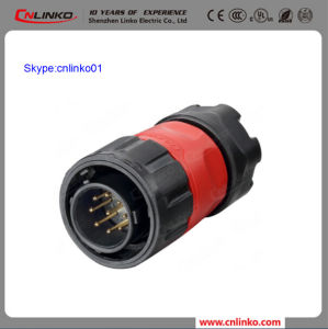 2016 New Jack Cable Connector 9pin Terminal Male Plug Apply to Signal Equipment pictures & photos
