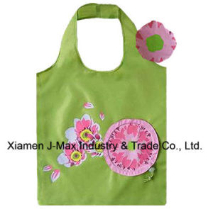 Foldable Gifts Shopper Bag, Flowers Style, Lightweight, Tote Bags, Decoration pictures & photos