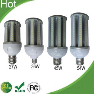 High Quality Dlc LED 54W Corn Bulb IP64 LED Street Lights Garden Light pictures & photos