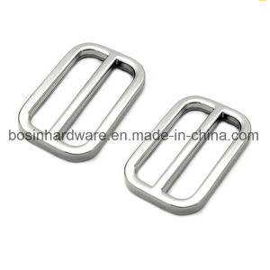 32mm Nickel Plated Metal Slide Buckle pictures & photos