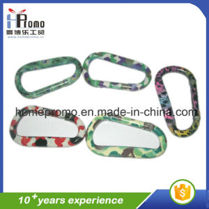Colorful Aluminum Carabiner as Keychain