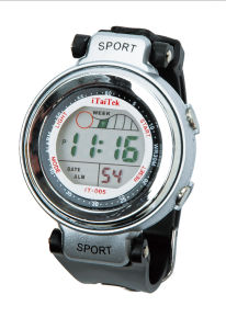 New Model High Quality LCD Digital Sport Watch pictures & photos