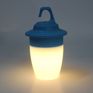 portable Battery Operated Romantic Cuteplastic LED Lamp with Different Using pictures & photos