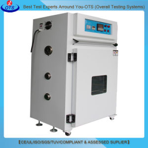 Electronics Envirnoment Lab High Temperature Vertical Vacuum Drying Oven pictures & photos