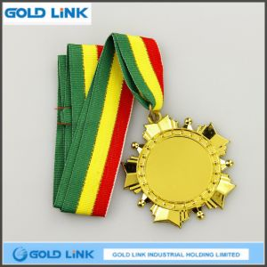 Souvenir Custom Medal Golden Award Medals Army Medallion pictures & photos