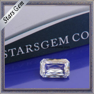 Forever Brilliant Criss Cut Emerald China Moissanite Loose Stone pictures & photos