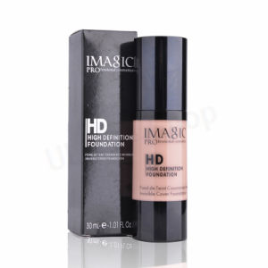 6 Colors 30ml Liquid Foundation Face Makeup Moisturizer Cream Fo0339 pictures & photos