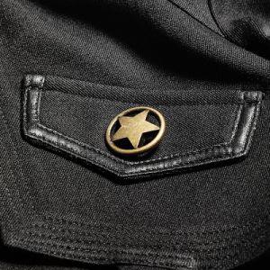 T-456 Punk Uniform Military Handsome Capable Small Suit T-Shirt pictures & photos