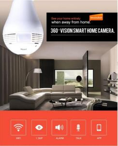 High Resolution CCTV Wireless WiFi Indoor IP Security Smart Home Net Camera pictures & photos
