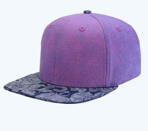 Light Body Printing Pure Color Hiphop Hat pictures & photos
