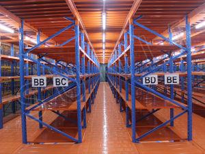 Light Duty Warehouse Shelves Industrial Shelf Racking pictures & photos