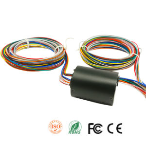 Through Hole Slip Rings with 3000mm Wires for Cranes pictures & photos