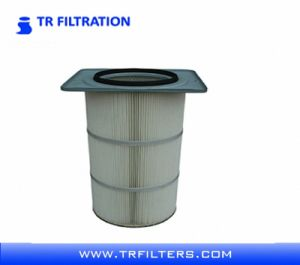 Bag House Polyester PE Filter Cartridges pictures & photos