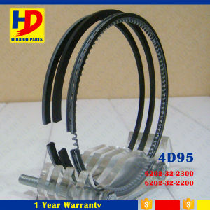 4D95 Diesel Engine Piston Ring for Komatsu (6204-31-2202 6202-32-2300) pictures & photos