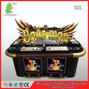 Shooting Gambling Game Machine Arcade Video Fishing Game pictures & photos
