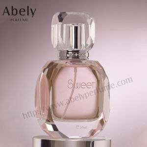 OEM/ODM 50ml Glass Women Perfume Bottle of Experienced Designer pictures & photos