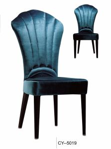 Restaurant Comfortable Wood Imitated Dining Chair pictures & photos