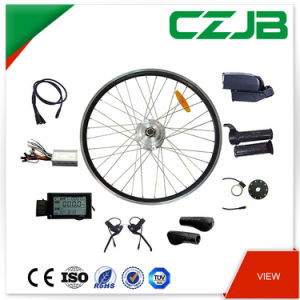 Jb-92q Cheap 36V 350W Electric Front Wheel Bicycle Conversion Kit pictures & photos