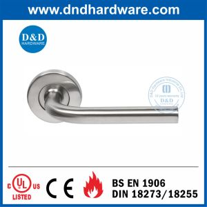 Ss304 Door Handle for Metal Door pictures & photos