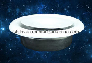High Quality Brand Product Disc Valve Round Return and Supply Air Diffuser pictures & photos