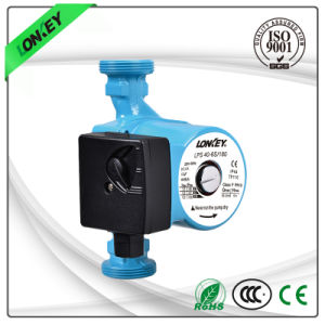 3 Speed, Hot Water Home Circulation Pump, pictures & photos