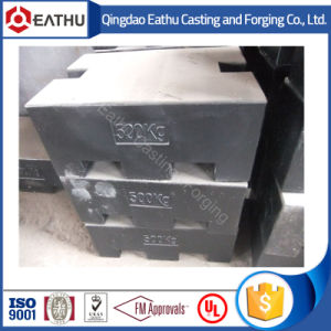 500kg Standard Cast Iron Test Weight pictures & photos