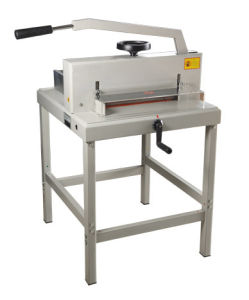 Manual Paper Cutter (YD-4305) pictures & photos