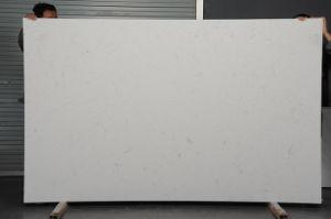 Customized Big Slab Form Engineered Quartz Stone for Kitchen Copuntertop and Bathroom Vanity Top pictures & photos