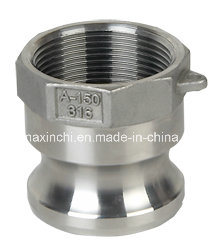 Cam & Groove Coupler Dust Plug Adapter pictures & photos