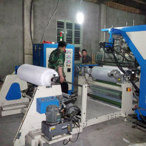 Hot Melt Adhesive Automatic Coating Machine pictures & photos