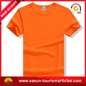 Custom High Quality Screen Printing 90% Polyester 10% Spandex T-Shirt pictures & photos