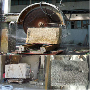 Stone Cutting Machine Diamond Blade Slab Cutter Dq2200 pictures & photos