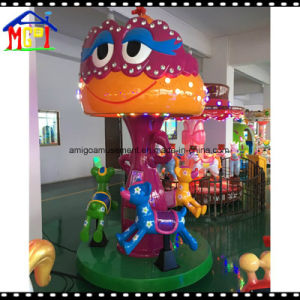 Happy Bee Merry Go Round Carousel for Indoor Playground pictures & photos