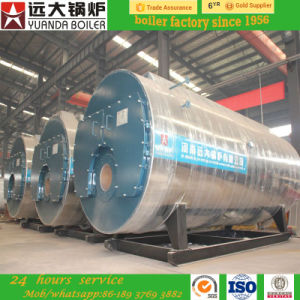 1ton 2ton 4ton 6ton 8ton 10ton Automatic Gas Oil Fired Steam Boiler pictures & photos