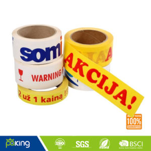 Low Noise BOPP Adhesive Printed Packaging Tape pictures & photos