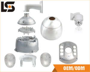 Made in China Aluminum Die Casting for CCTV Camera Parts pictures & photos