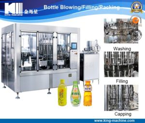 Hot Liquid Filling Machine / Production Line for Tea pictures & photos