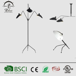 Creat Design Newst Branch Three Tripod Iron Duck Floor Light for Living Room Decorate pictures & photos