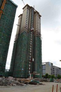 Construction Equipment Wire Rope Hoist Lift Crane pictures & photos